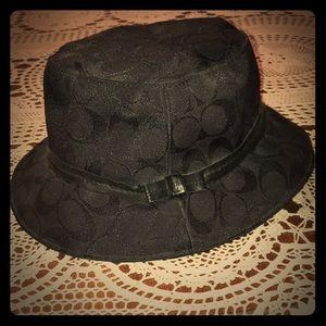 Black Coach Hat